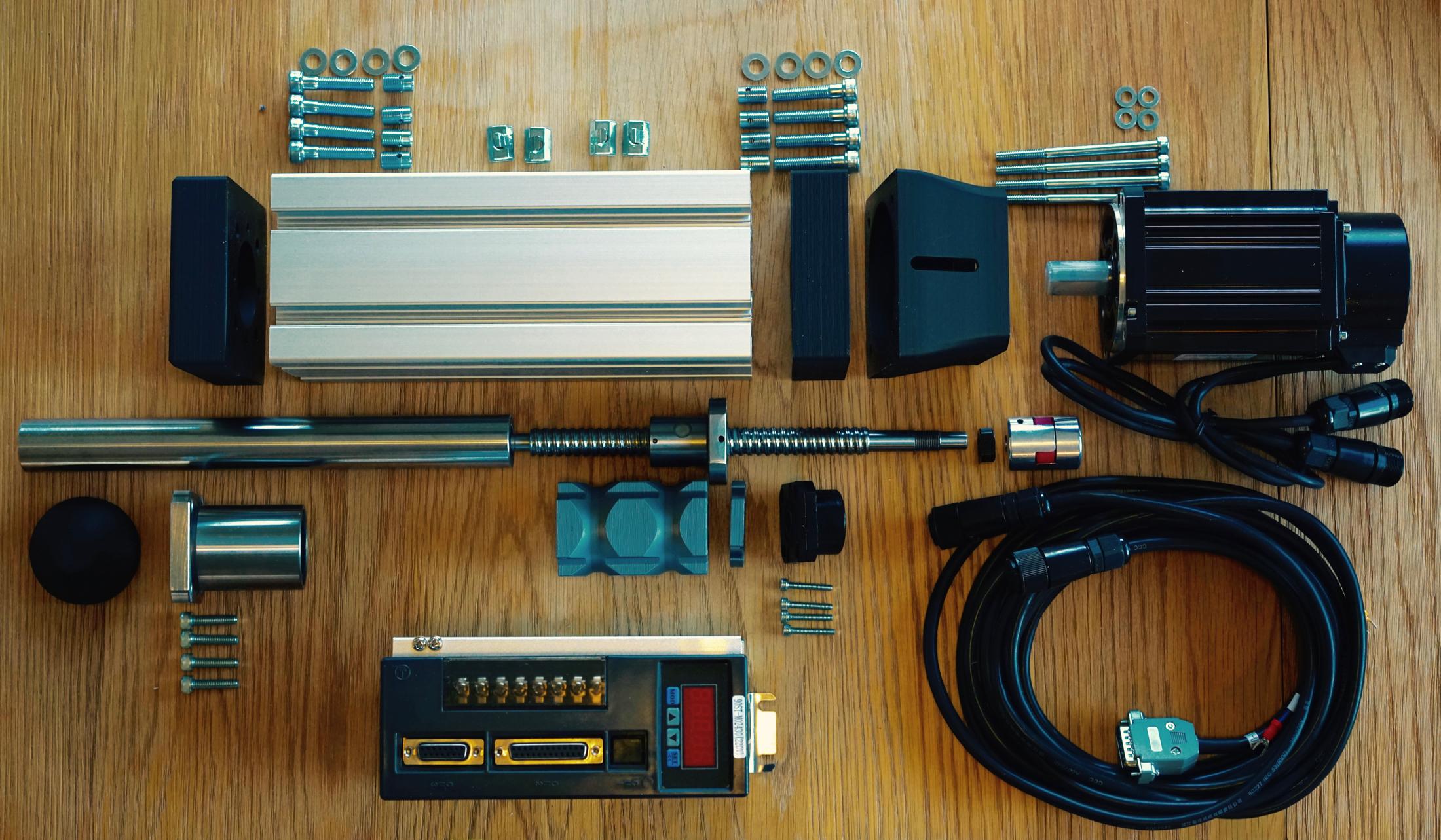 SFX-100 Actuator